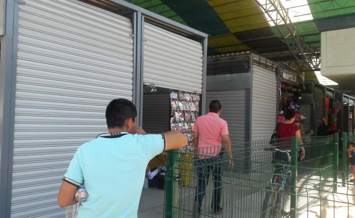 La demanda se da luego de la polémica que se ha presentado en el mercado. FOTO: Víctor Acosta.