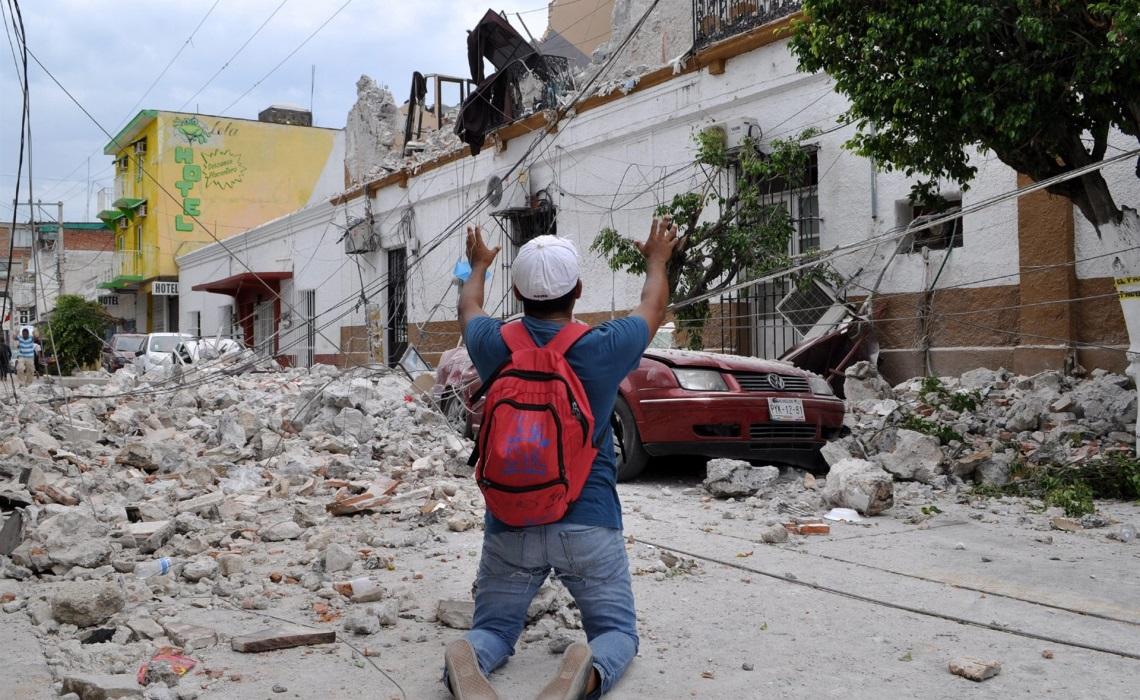 Jojutla Es Una Zona De Guerra Tras Sismo Luz Noticias Sinaloa # Muebles En Jojutla Morelos