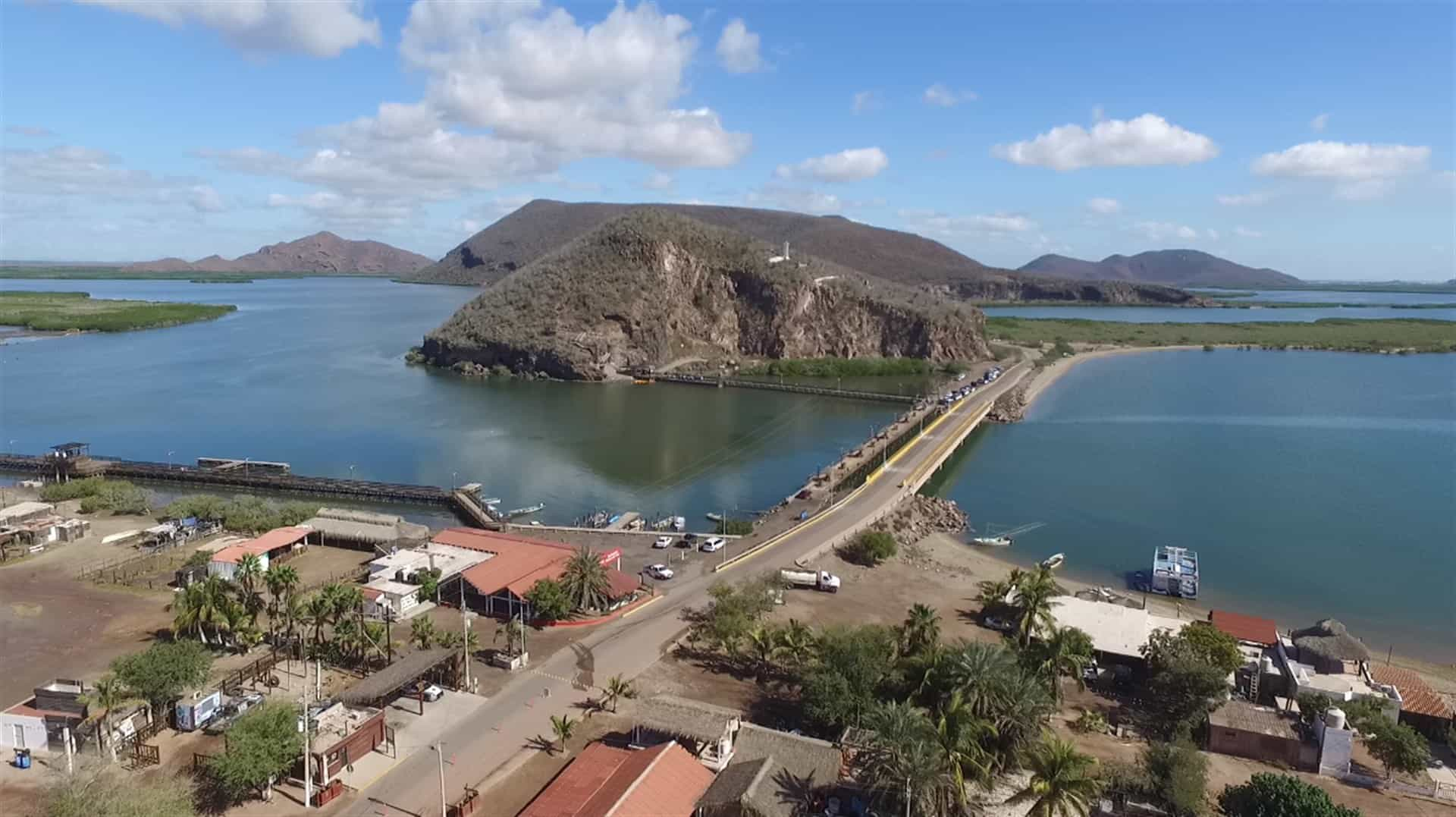 El Maviri, una de las playas de Sinaloa más desconocidas y bellas