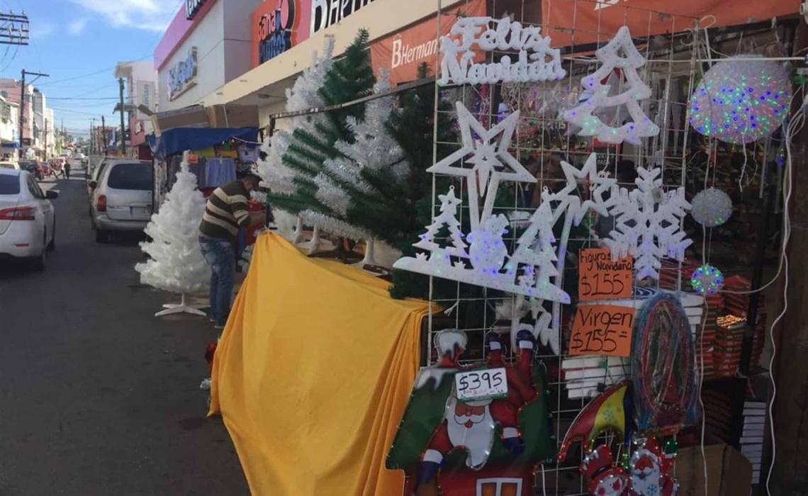 4cf2a2c4f77 Esperan comerciantes mejorar con ventas navideñas en Mazatlán