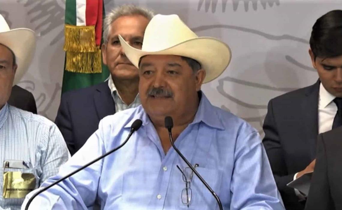 Eraclio Rodríguez Gómez.