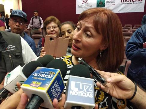 Sinaloa es el estado más beneficiado por AMLO: Tatiana Clouthier