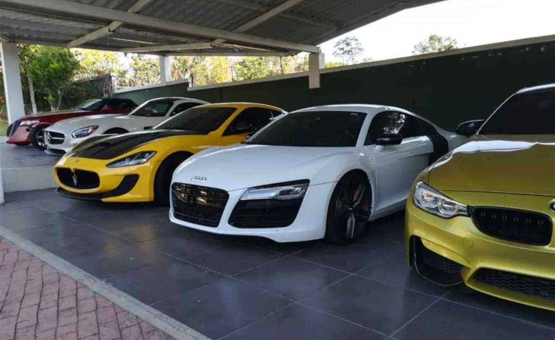 Venta de autos de lujo en mexico