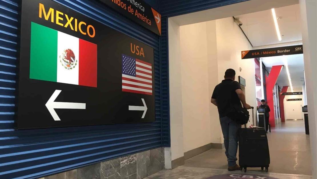 Extienden hasta el 21 de julio cierre de frontera con EUA