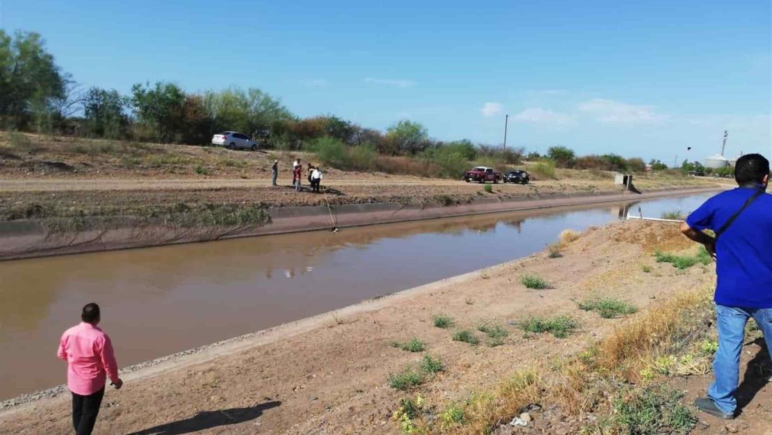 Identifican a mujer encontrada sin vida en el canal Humaya en Angostura