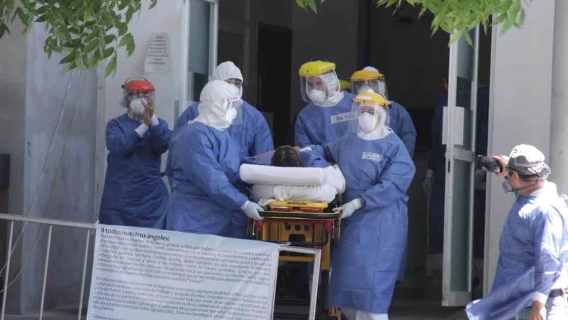 México roza las 72 mil muertes por Covid-19