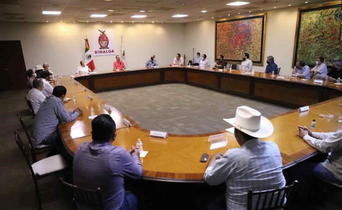 FOTO: Gobierno de Sinaloa.