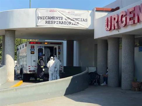 Mueren 13 personas en Sinaloa por Covid-19