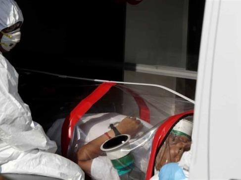 México reporta 684 mil 113 casos de Covid-19