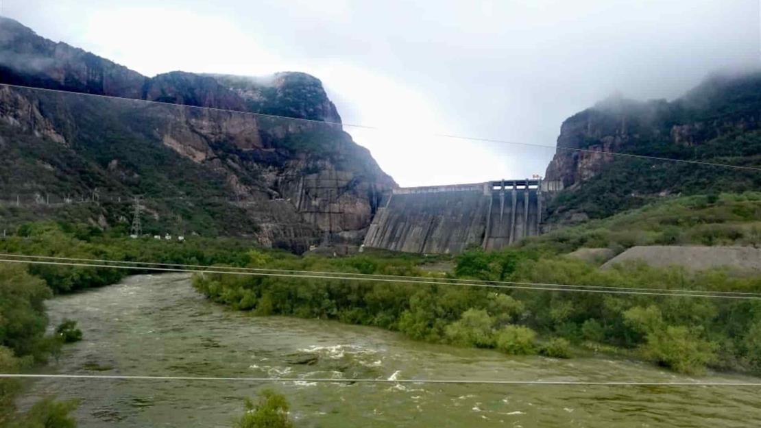 Presas de Sinaloa tienen 60 % menos agua que en el 2020