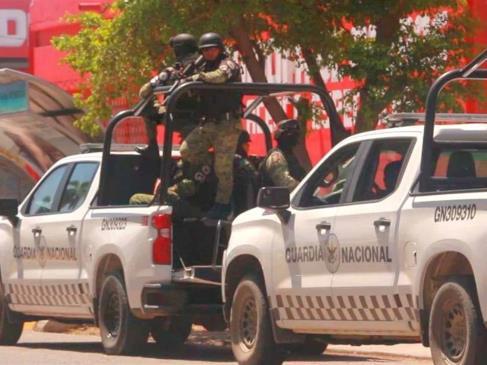 Guardia Nacional detiene a centroamericano en aeropuerto de Los Mochis