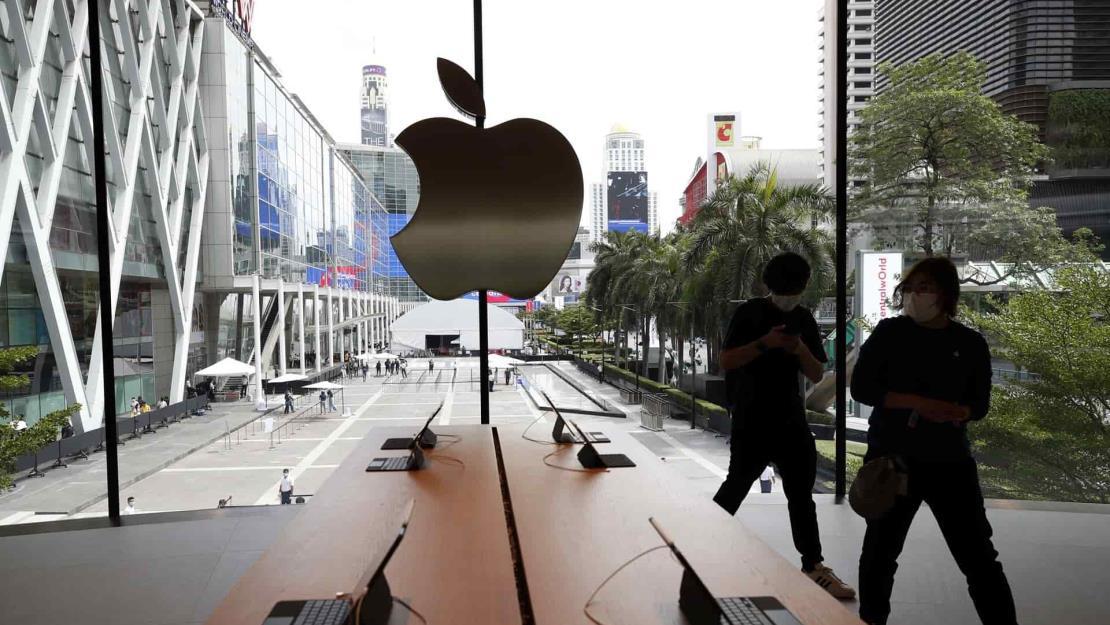 Apple alcanza los 2 billones de dólares de valor en bolsa, un hito