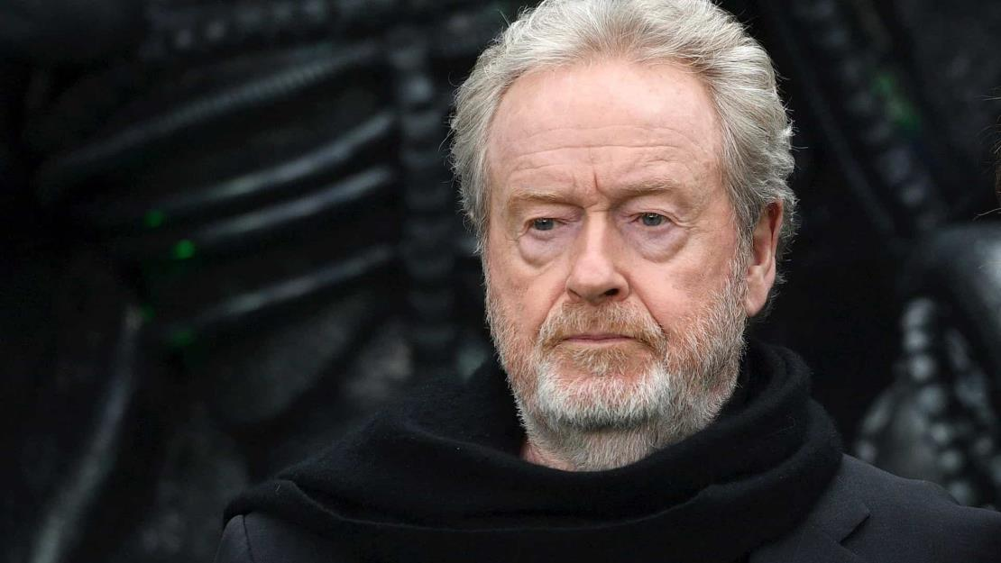 Ridley Scott presenta Raised by Wolves, su nueva pesadilla futurista