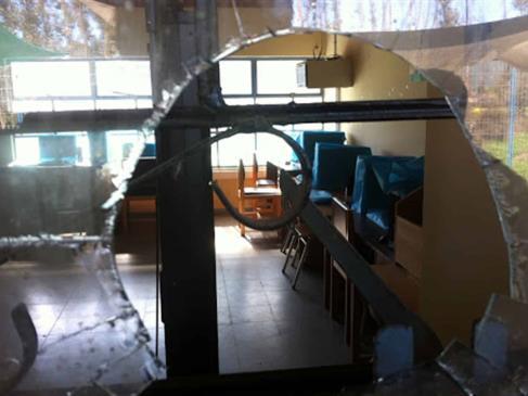 Ocho escuelas de Ahome, víctimas de robo durante pandemia por Covid-19