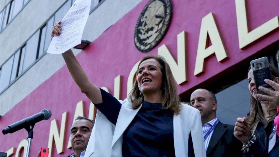Margarita Zavala pide a AMLO que no se meta en elección del 2021