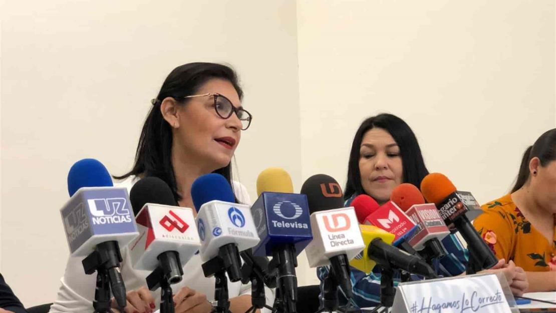 Liliana Pimentel debe tener castigo, no el apoyo de Estrada Ferreiro: Morachis