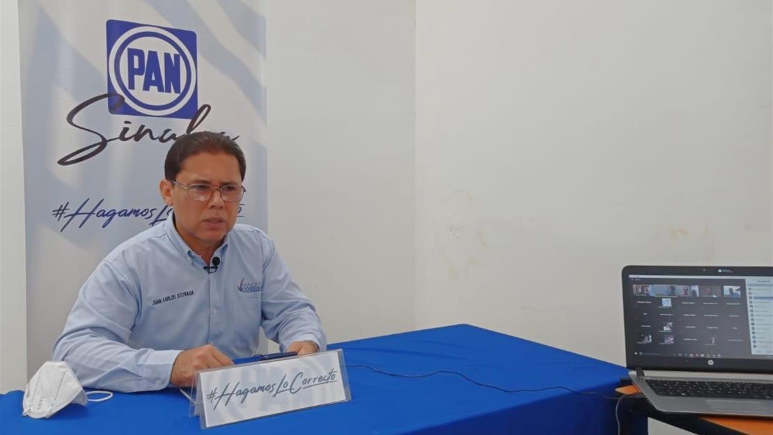 Sinaloa vivirá una dura crisis económica ante las decisiones presupuestales de AMLO: PAN