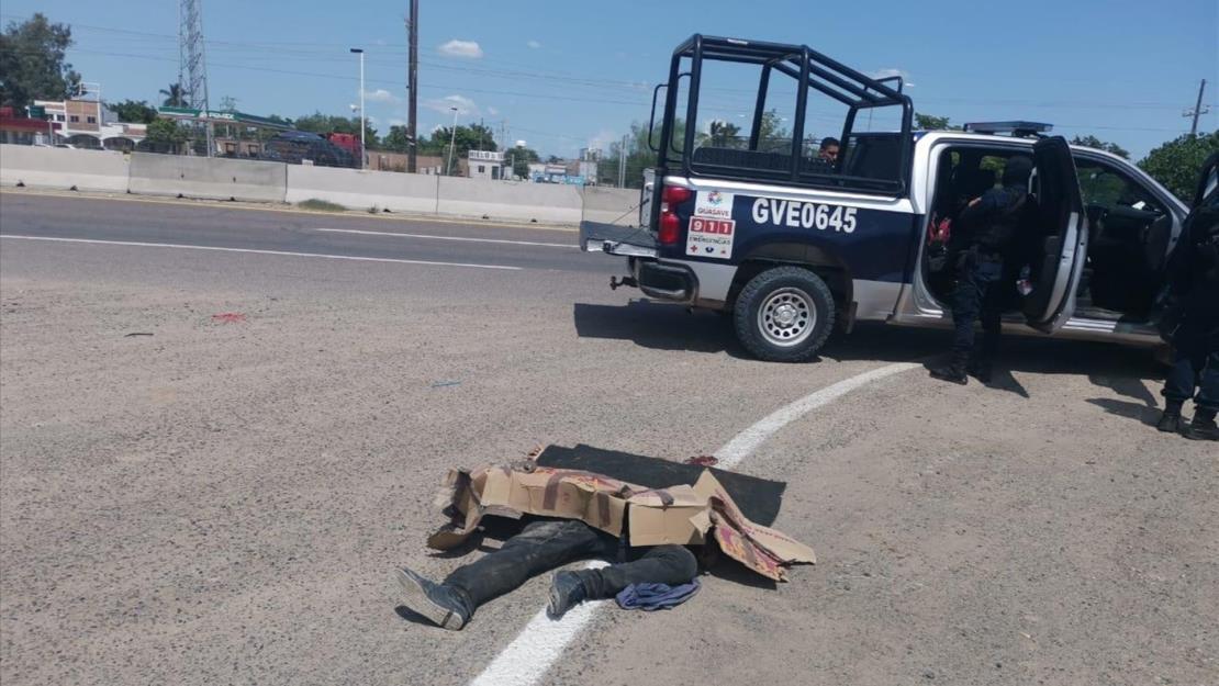 Trabajador del campo muere arrollado en la México 15, iba de raite