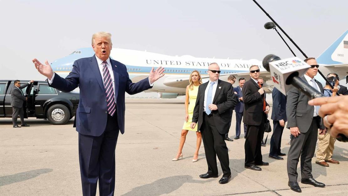 Trump amenaza a Irán con un ataque mil veces mayor si agrede a EU