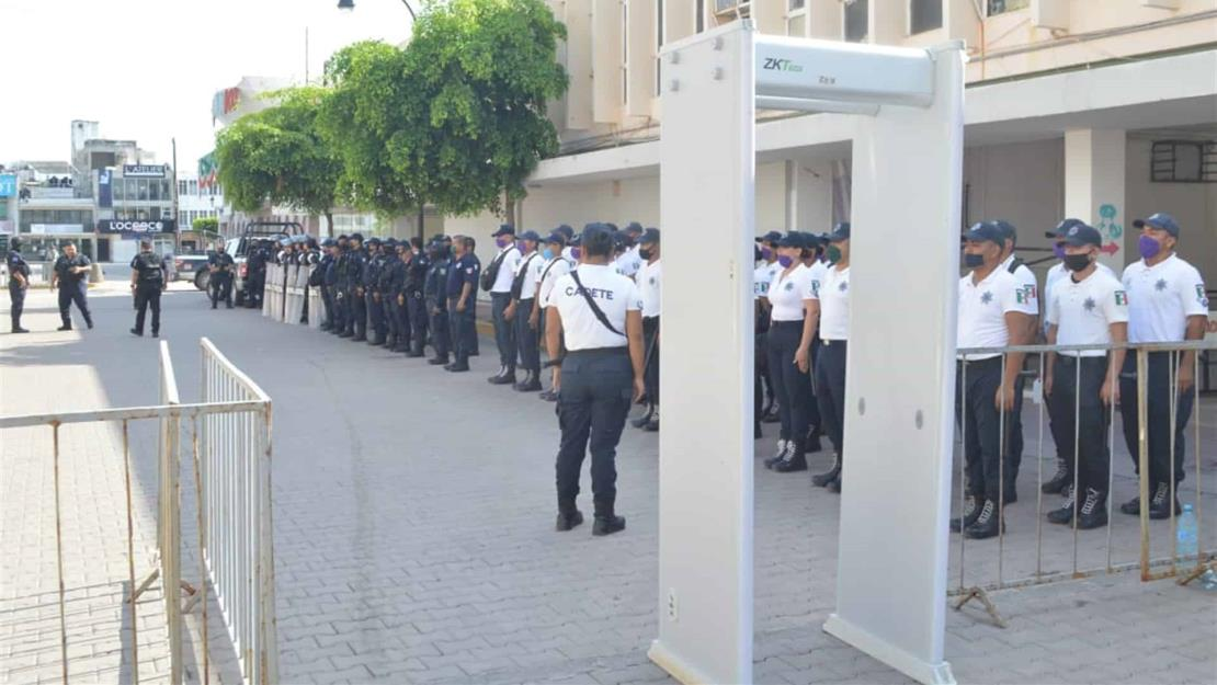 Reporta SSPyTM 3 accidentes viales y 17 detenidos durante las fiestas patrias