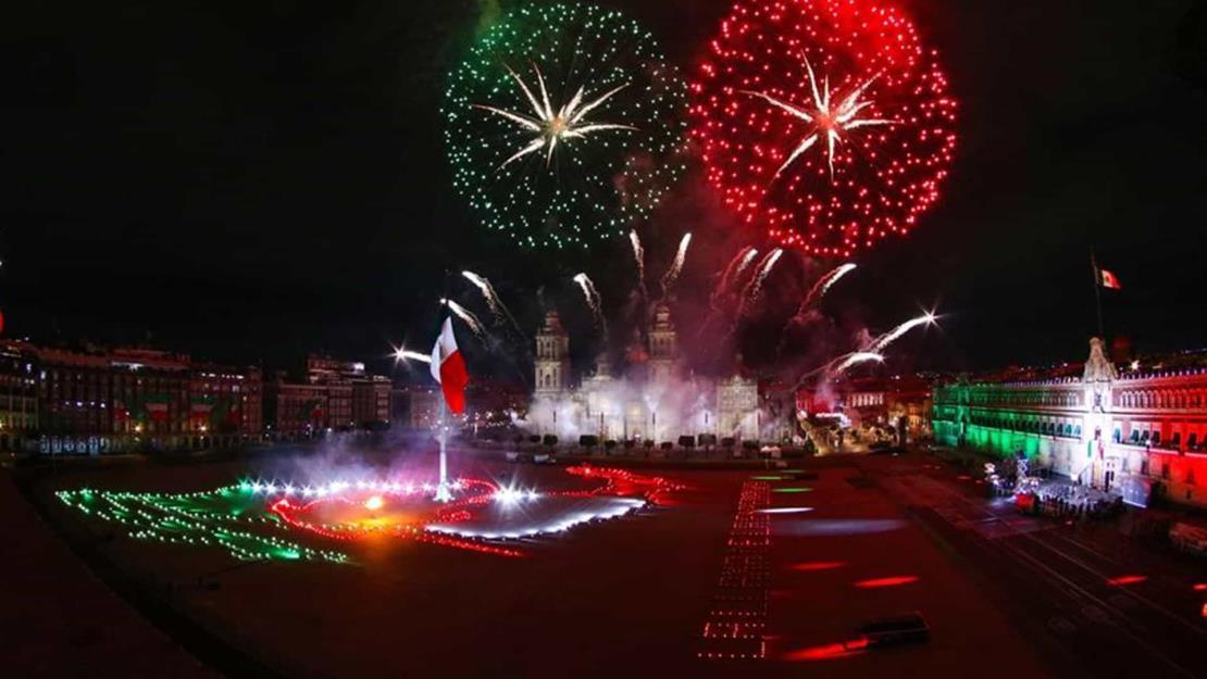 México celebra Independencia con un ambiente empañado por pandemia