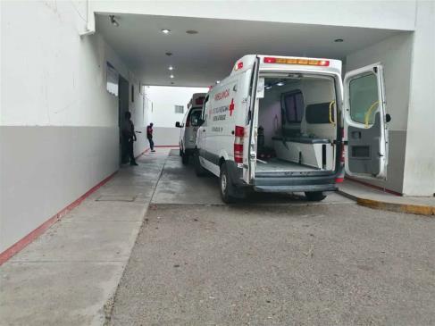 Levantan a hombre y lo dejan tableado en un hospital de Los Mochis
