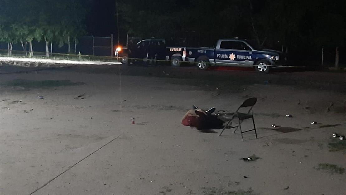 Fiestas patrias en Guasave dejan un muerto y aparatosos accidente