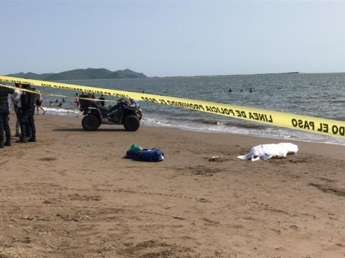 Muere turista del Estado de México en El Maviri
