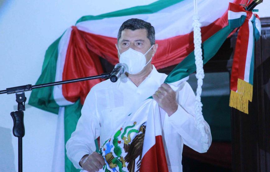 Conmemoran el 210 aniversario de la Independencia de México en Ahome