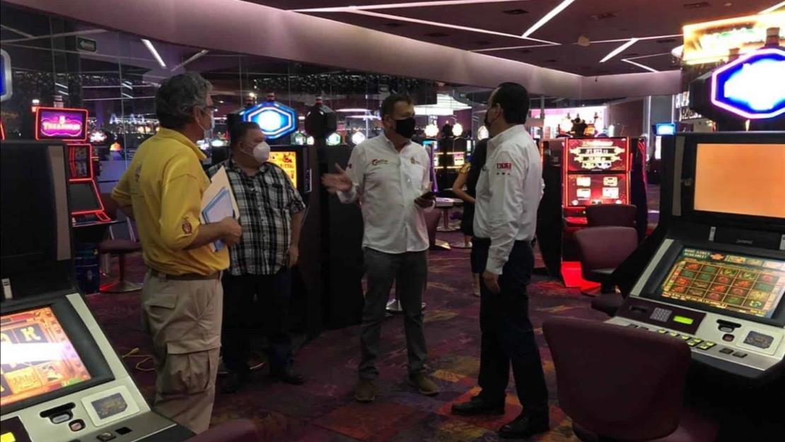Casinos y centros nocturnos de Culiacán abrirán sus puertas mañana