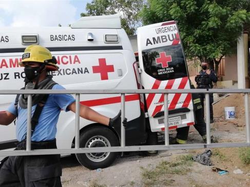 Hombre de 61 años de edad recibe descarga eléctrica en panteón de Culiacán