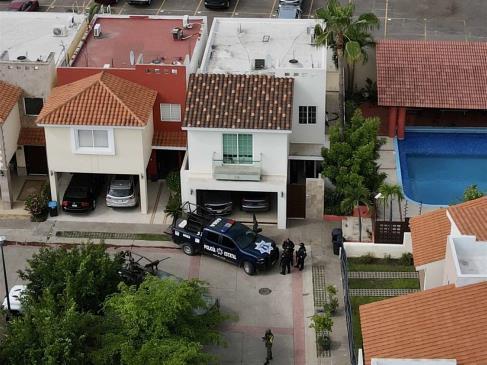 Operativo militar en una privada de Culiacán; hay más de 10 detenidos
