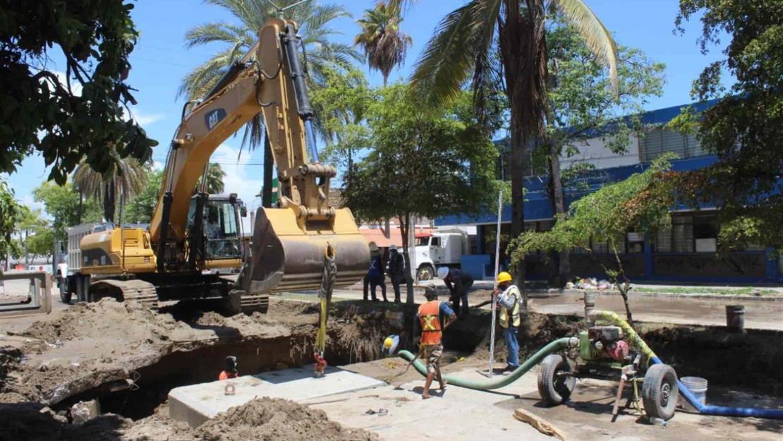 Se reduce 52% obra de Sinaloa en 2020