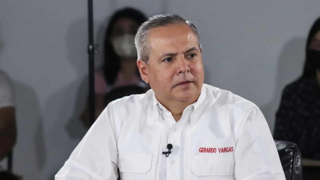 Gerardo Vargas celebra el registro de RSP como partido político