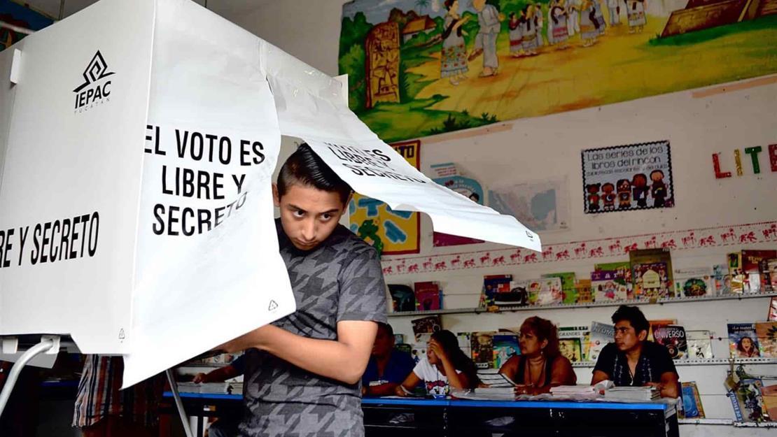 Coahuila e Hidalgo van a las urnas en medio de pandemia