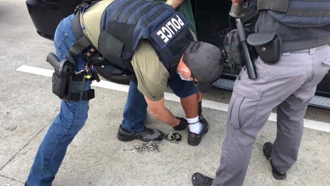 Segunda redada nacional de ICE en santuarios culmina con más de 170 arrestos