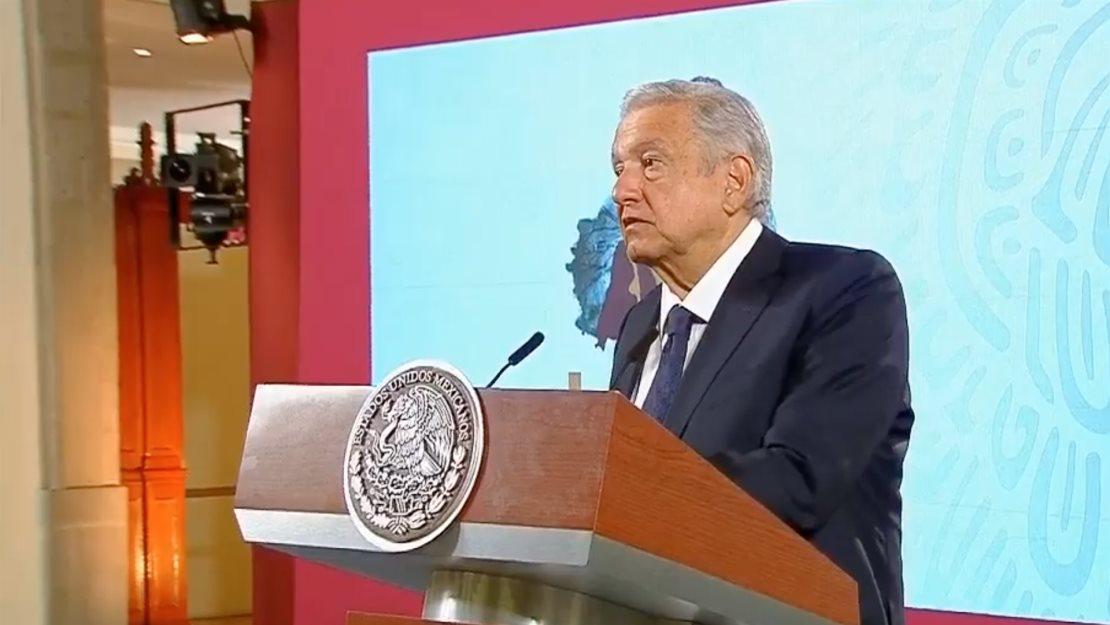 AMLO asegura que está en desacuerdo con demanda de Pío López Obrador a Loret de Mola