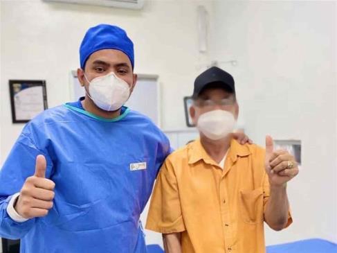 ¡Héroe con bata! Dr. Jacobo ha tratado a 200 pacientes de Covid-19 en Navolato