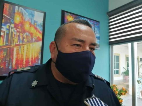 Secretario de Seguridad de Mazatlán se reincorpora a sus funciones