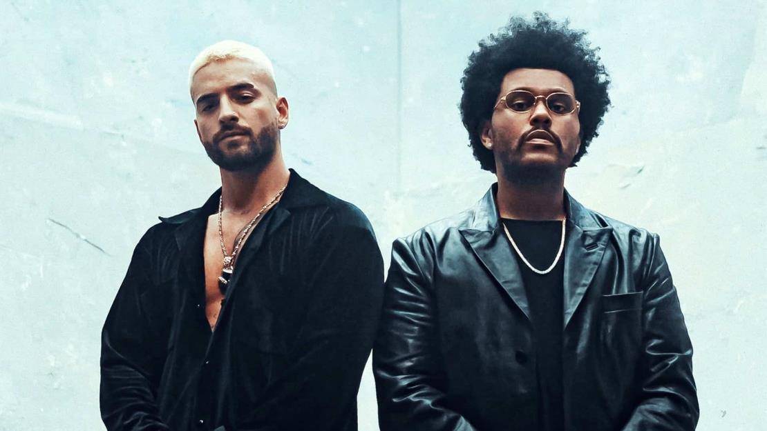 The Weeknd se estrena cantando en español en remix de HAWÁI con Maluma