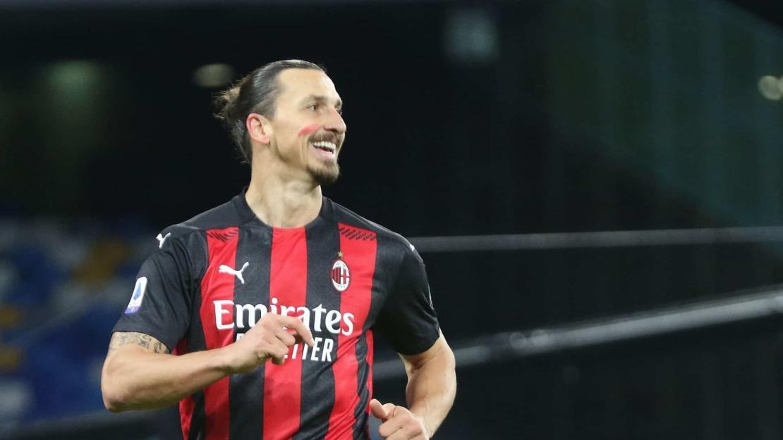 Ibrahimovic, un gol cada 56 minutos a los 39 años
