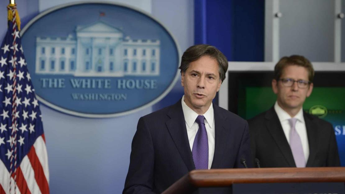 Biden anuncia a Antony Blinken como secretario de Estado
