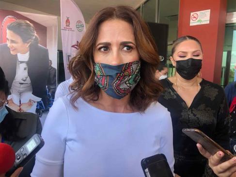 Descarta Rosy Fuentes buscar un cargo de elección popular