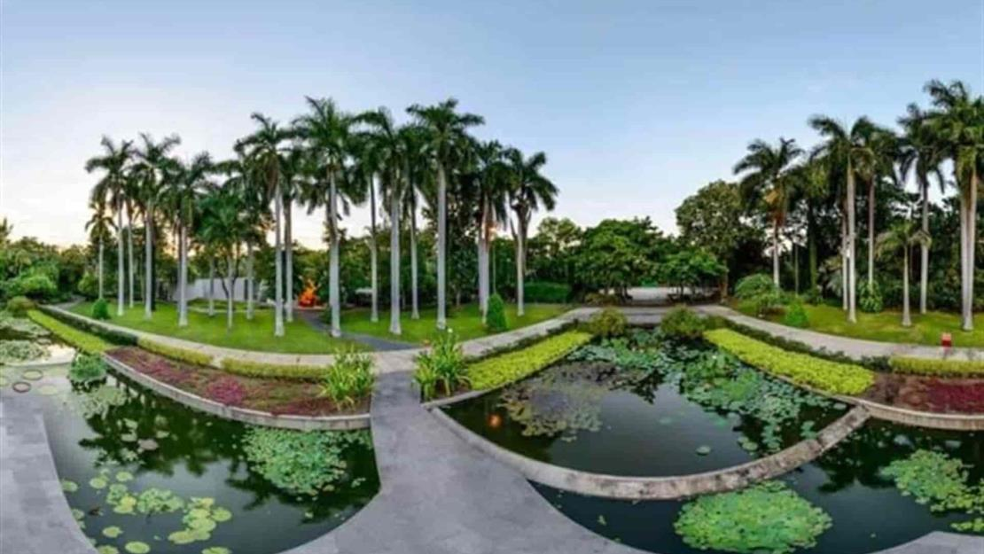 Jardín Botánico gana reconocimiento internacional