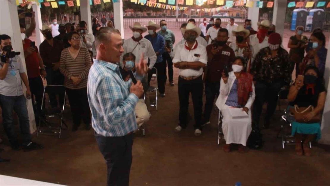 Exigen indígenas del norte de Sinaloa conformación de una Comisión de Justicia