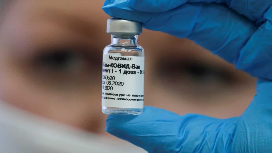 Vacuna rusa Sputnik V tiene eficacia de más del 95 %