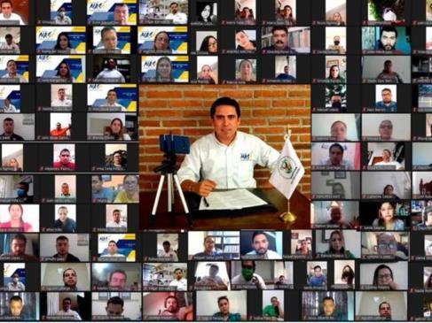 Cierra campaña virtual candidato al Comité Ejecutivo del SUNTUAS Académicos