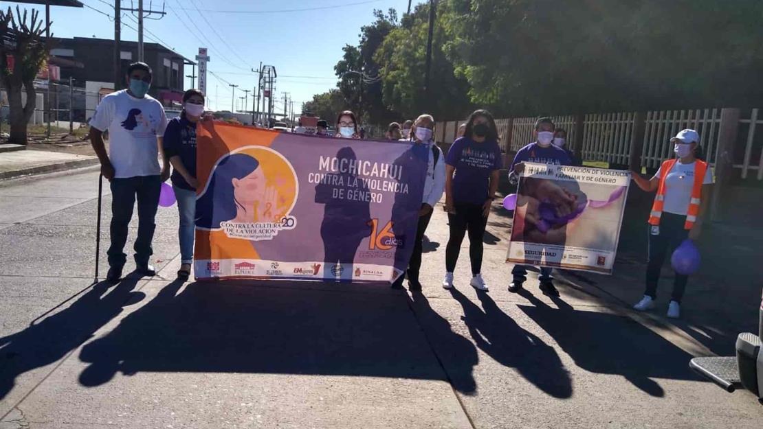 Immujeres de El Fuerte arranca campaña para atender a víctimas de violencia