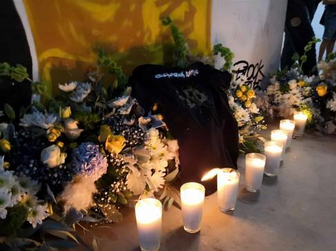 Rinden homenaje a Diego Maradona en Dorados