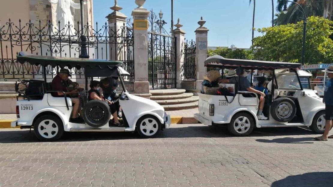 Detectan a personas con armas de fuego en revisiones a unidades de alquiler en Mazatlán